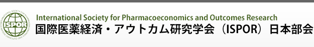 International Society for Pharmacoeconomisc and Outcomes Research